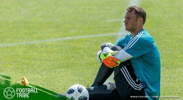 Apakah Adil Tetap Memainkan Manuel Neuer sebagai Kiper Utama Jerman di Piala Dunia 2018?