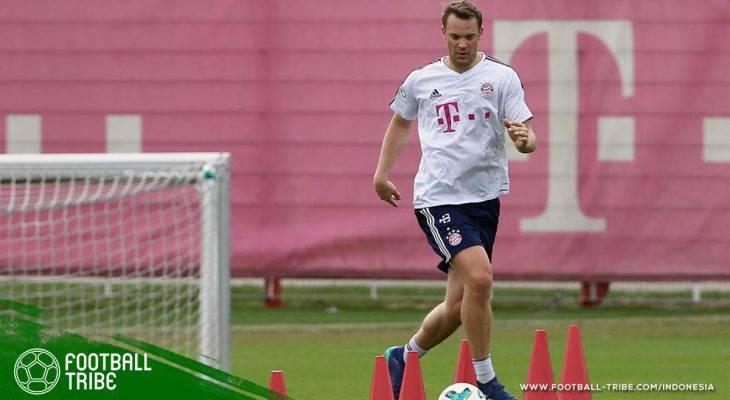 Nominasi Penghargaan Kiper Terbaik Bundesliga untuk Pertama Kalinya Tidak Diraih Manuel Neuer