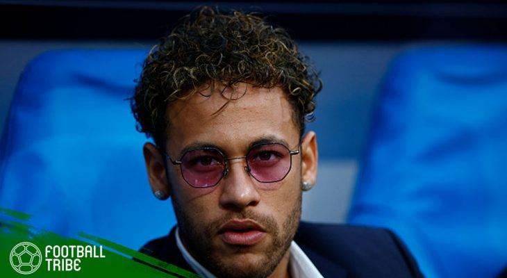 Neymar Bertemu dengan Representasi Real Madrid Ketika Menjalani Masa Rehabilitasi di Brasil