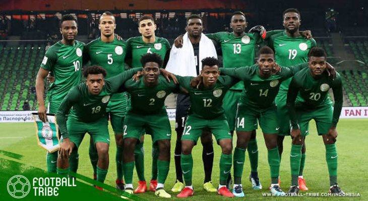 Permasalahan Kiper dan Nasib Skuat Penuh Talenta Nigeria di Piala Dunia 2018