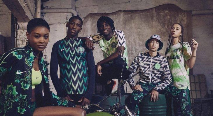 Jersey Nigeria Laku Keras, Bukti Bahwa Desain dan Identitas Mengalahkan Nama Besar