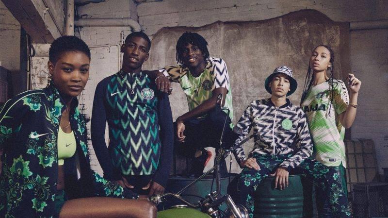 penjualan jersey Nigeria