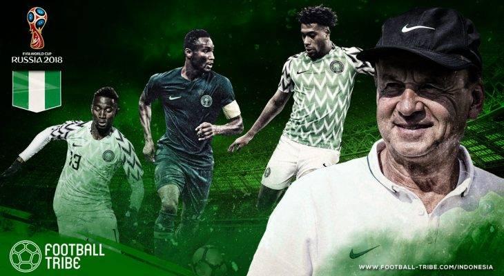 Profil Nigeria di Piala Dunia 2018: Generasi Emas Ketiga Super Eagles yang Siap Mendobrak Rusia