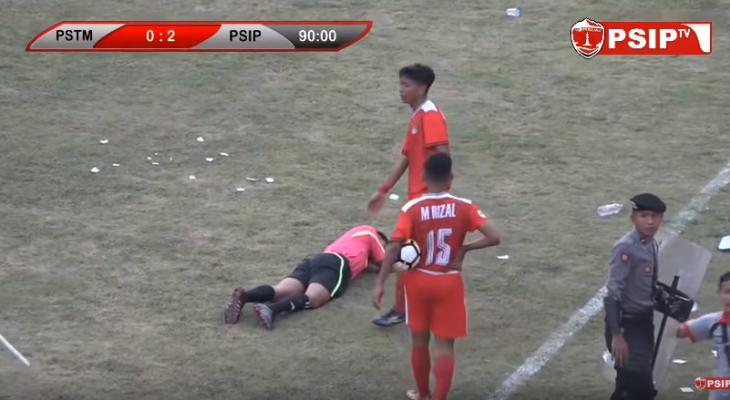 Dua Kekerasan terhadap Wasit Terjadi di Liga 3 Indonesia