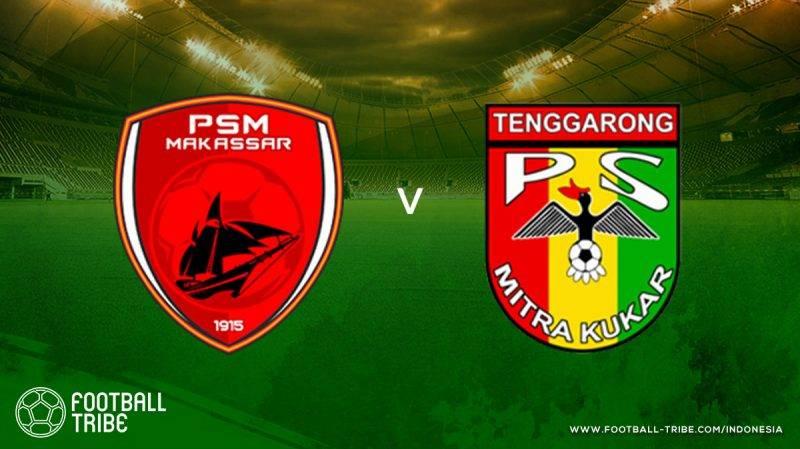 PSM Makassar sukses menghajar Mitra Kukar