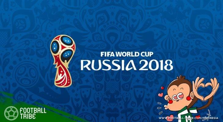 Segala yang Perlu Kamu Tahu tentang Piala Dunia 2018