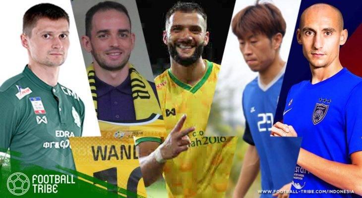Para Pemain dengan Nilai Pasar Termahal di Liga Super Malaysia