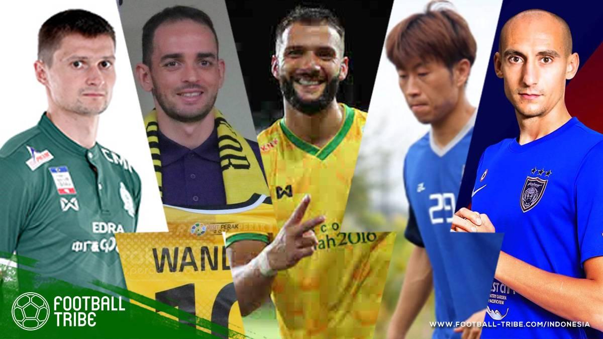 Para Pemain Dengan Nilai Pasar Termahal Di Liga Super