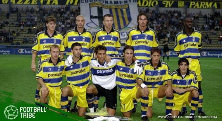 Skuat Legendaris Parma 1998/1999, Ketika Italia Begitu Berjaya di Eropa