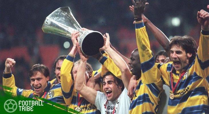 12 Mei 1999: Titel Eropa Keempat Parma Sepanjang Sejarah