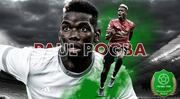 Football Tribe 44 Universal Player Awards: Paul Pogba