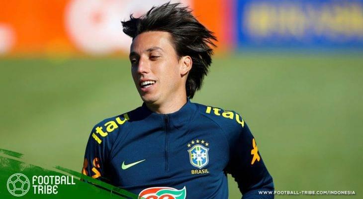 Jalan Panjang Pedro Geromel, Bek 32 Tahun yang Menembus Skuat Timnas Brasil untuk Piala Dunia 2018