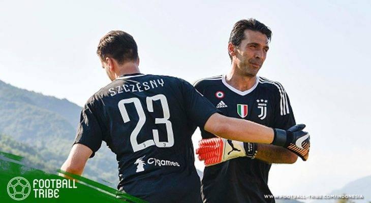 Empat Nama Kiper untuk Menjadi Pelapis Terbaik di Skuat Megah Juventus
