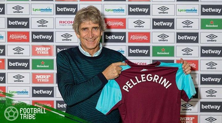 Manuel Pellegrini Kembali ke Inggris Setelah Resmi Didapuk Jadi Manajer West Ham United