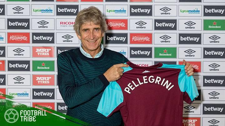 Pellegrini kembali ke tanah Britania