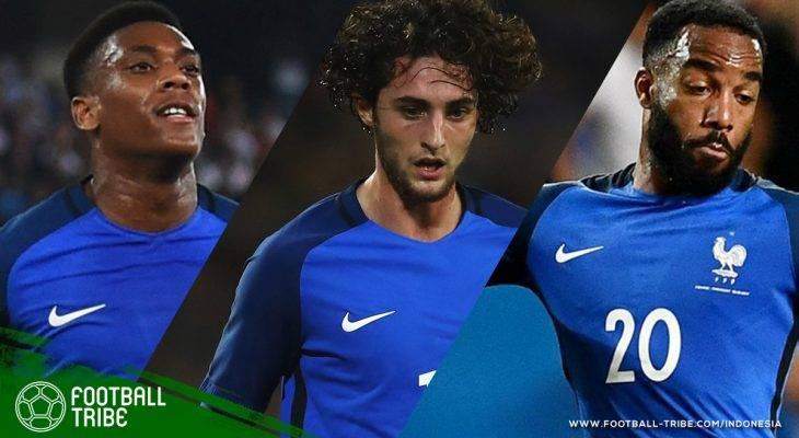 11 Pemain Terbaik Prancis yang Tidak Terangkut ke Piala Dunia 2018