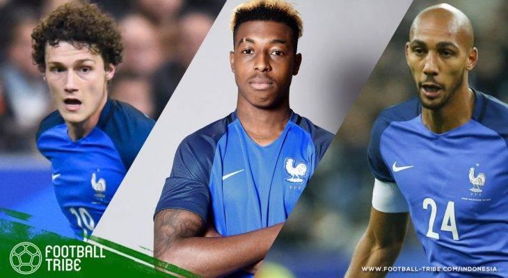 Benjamin Pavard, Steven N'Zonzi, dan Presnel Kimpembe: Wildcard Timnas Prancis untuk Piala Dunia 2018