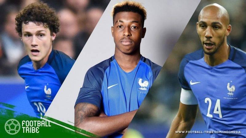 Wildcard untuk Prancis di Piala Dunia