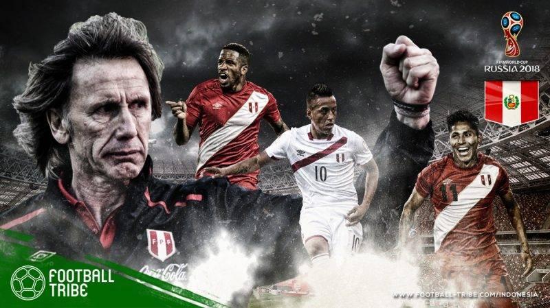 Peru dikenal tim yang sangat efektif