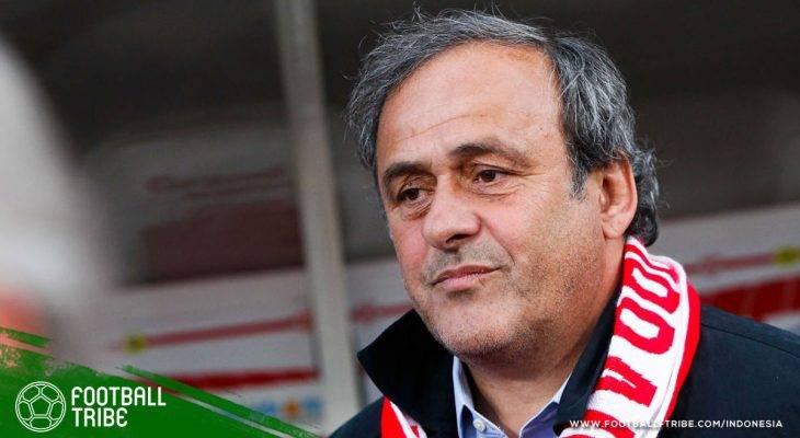 Michel Platini: Pengundian Piala Dunia 1998 Sudah 'Diatur'
