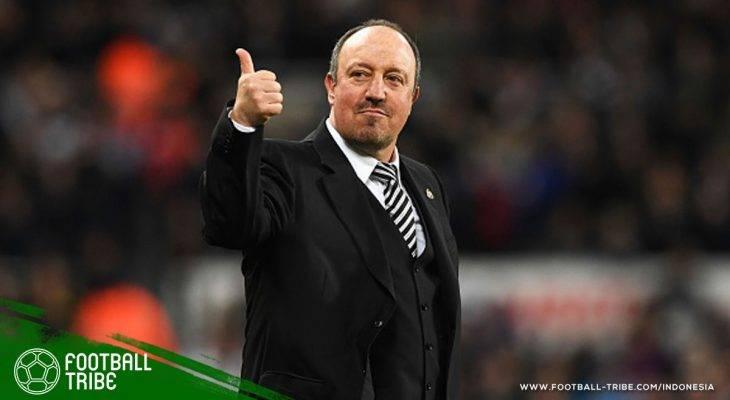 Rafael Benitez dan Urgensi Penyerang Baru Musim Depan untuk Newcastle United