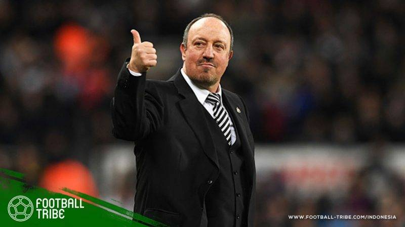 The Magpies besutan Rafael Benitez