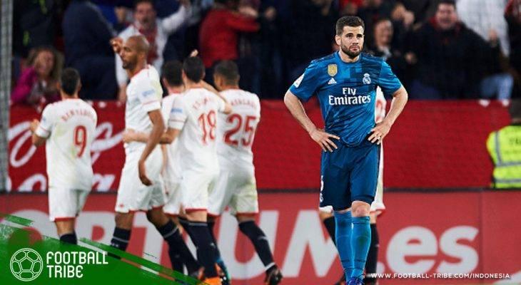 Tribe Rating: Turunkan Lapis Kedua, Real Madrid Takluk di Kandang Sevilla