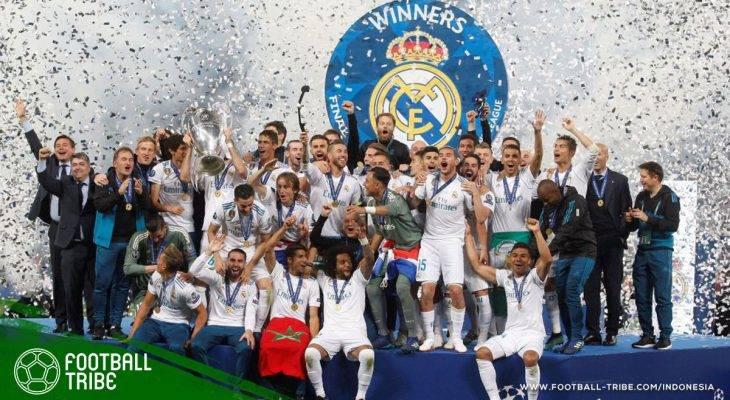 Tribe Rating: Kecerdasan Zinedine Zidane Hasilkan Trofi Ketiga Beruntun untuk Real Madrid