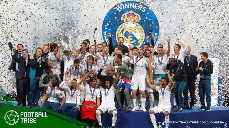 Real Madrid mampu ungguli Liverpool