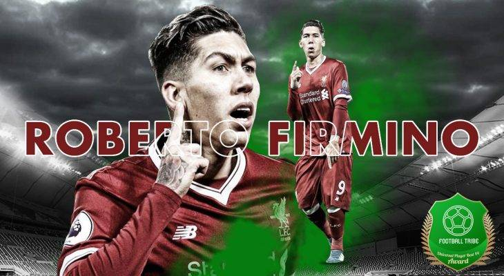 Football Tribe 44 Universal Player Awards: Roberto Firmino