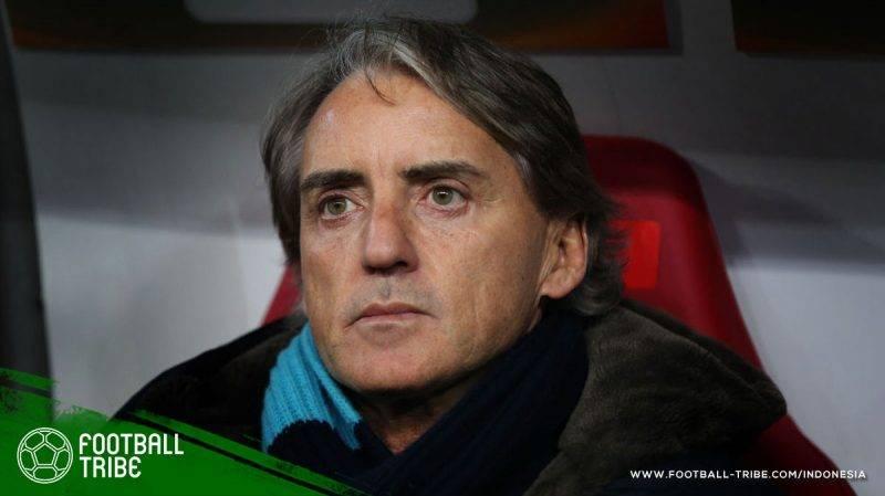 Roberto Mancini sudah bersedia penunjukkan Mancini