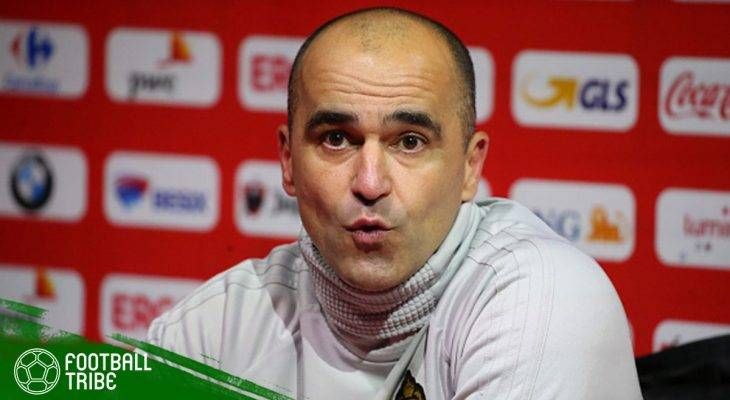 Masa Bakti Roberto Martinez sebagai Pelatih Timnas Belgia Diperpanjang