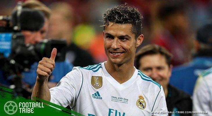 Apa Kata Mereka yang Non-Juventini tentang Cristiano Ronaldo?