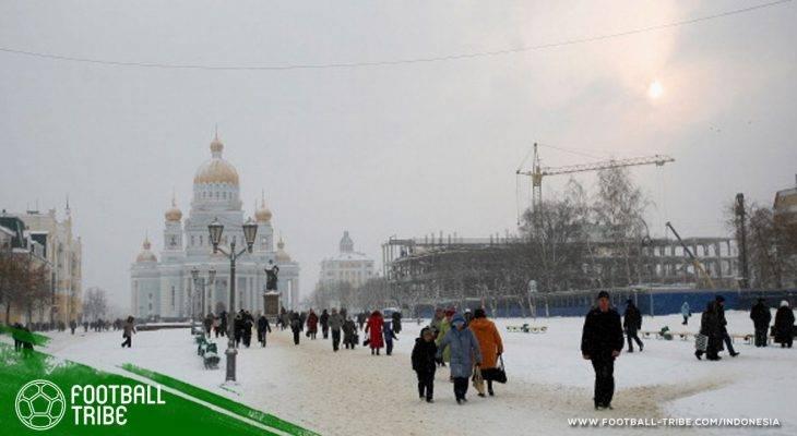 Cuaca Khas Rusia dan Pengaruhnya terhadap Para Peserta Piala Dunia 2018