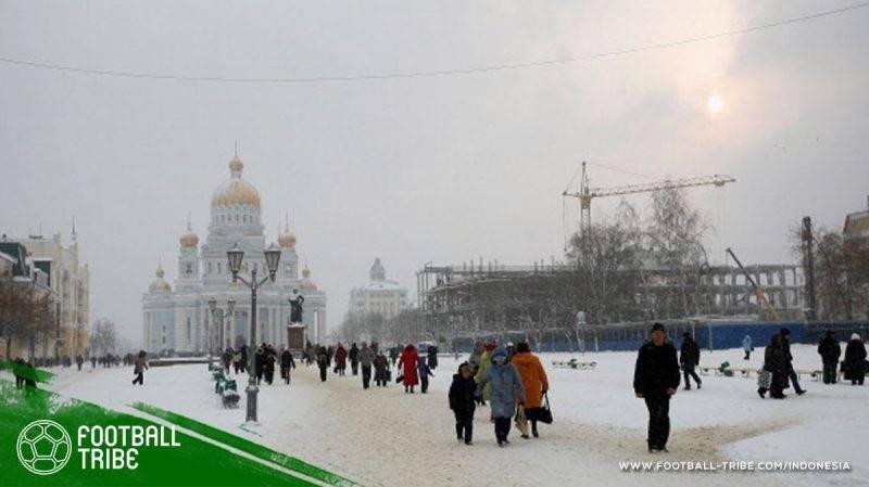 Suhu di Rusia