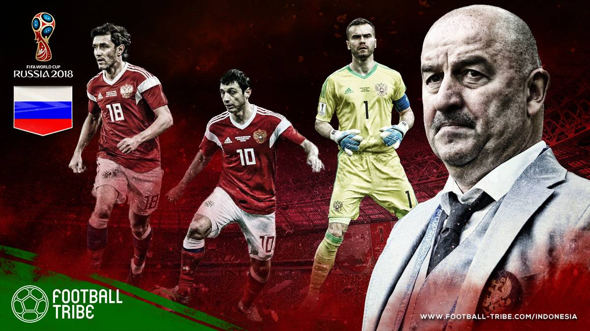 kesiapan tim nasional Rusia