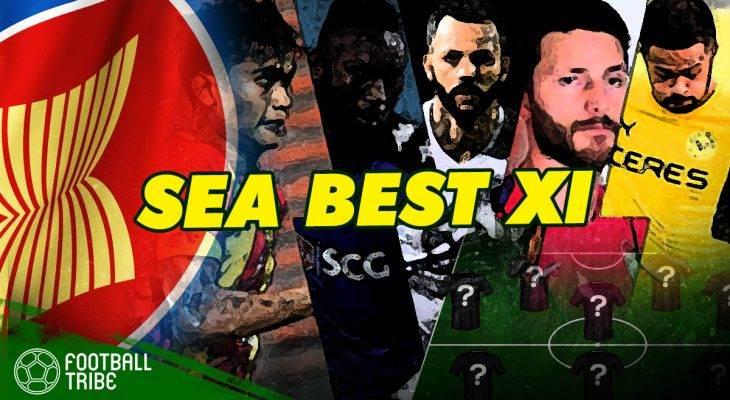 Sebelas Pemain Terbaik di Asia Tenggara Pekan Ini (28-30 April)