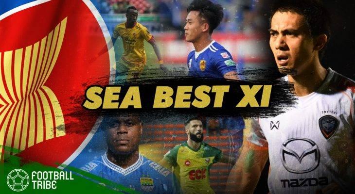 Best XI Asia Tenggara Edisi 4-5 Agustus 2018