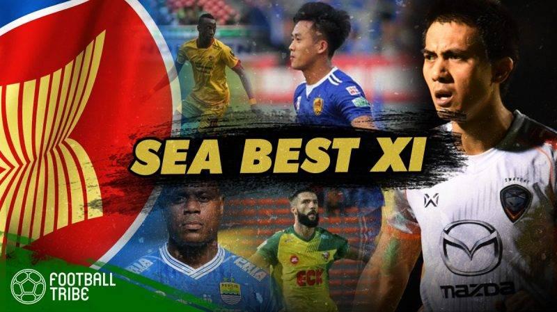 pemain terbaik di Asia Tenggara