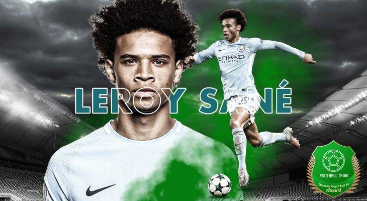 Football Tribe 44 Universal Player Awards: Leroy Sane