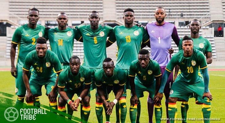 Tentang Tiga N'Diaye di Satu Skuat Senegal