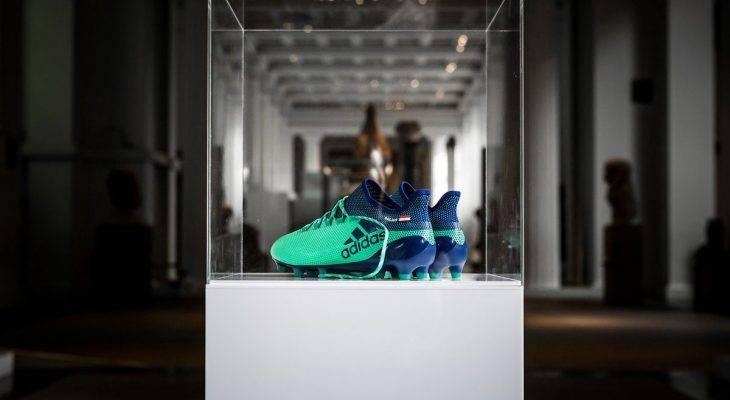 Sepatu Mohamed Salah Dimuseumkan di Inggris