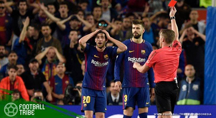 Sergi Roberto, From Hero to Zero