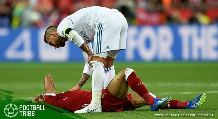 Petisi yang Meminta FIFA dan UEFA untuk Hukum Sergio Ramos Sudah Ditandatangani 300 Ribu Orang
