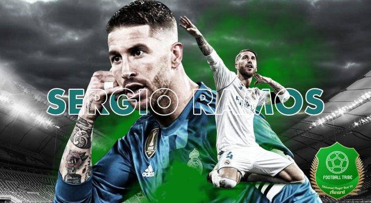 Football Tribe 44 Universal Player Awards: Sergio Ramos