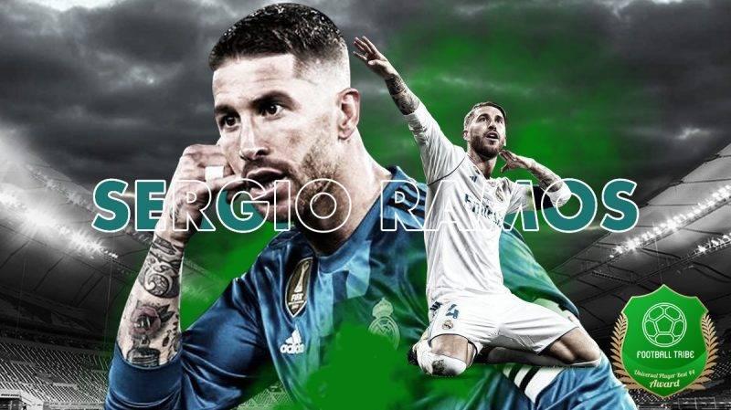 Sergio Ramos adalah kapten