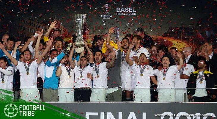 19 Mei 2016: Sejarah Baru Sevilla di Liga Europa