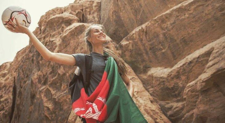 Kisah Shabnam Mobarez, Mantan Pengungsi yang Jadi Kapten Tim Nasional Perempuan Afghanistan