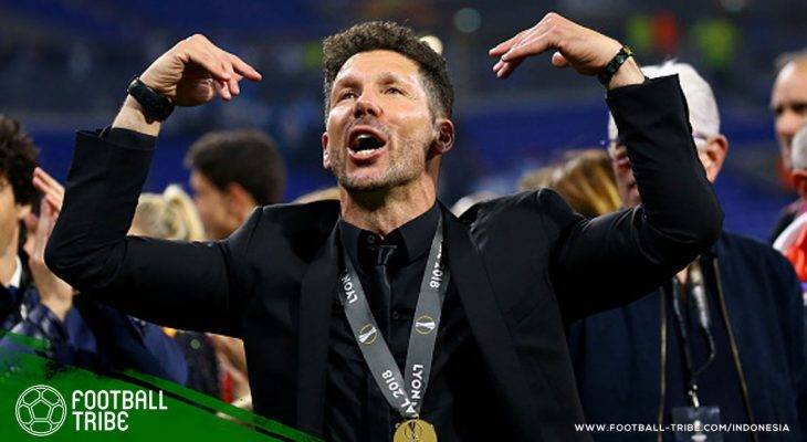 Liga Europa yang Ramah bagi Diego Simeone