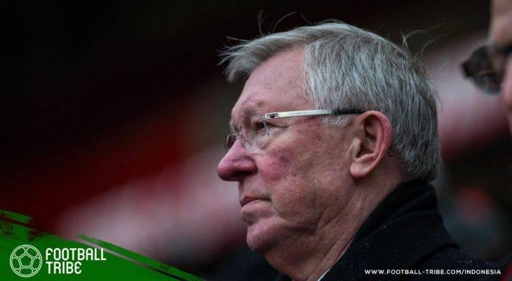 Pulih dari Koma, Sir Alex Ferguson Sudah Bisa Duduk dan Bicara